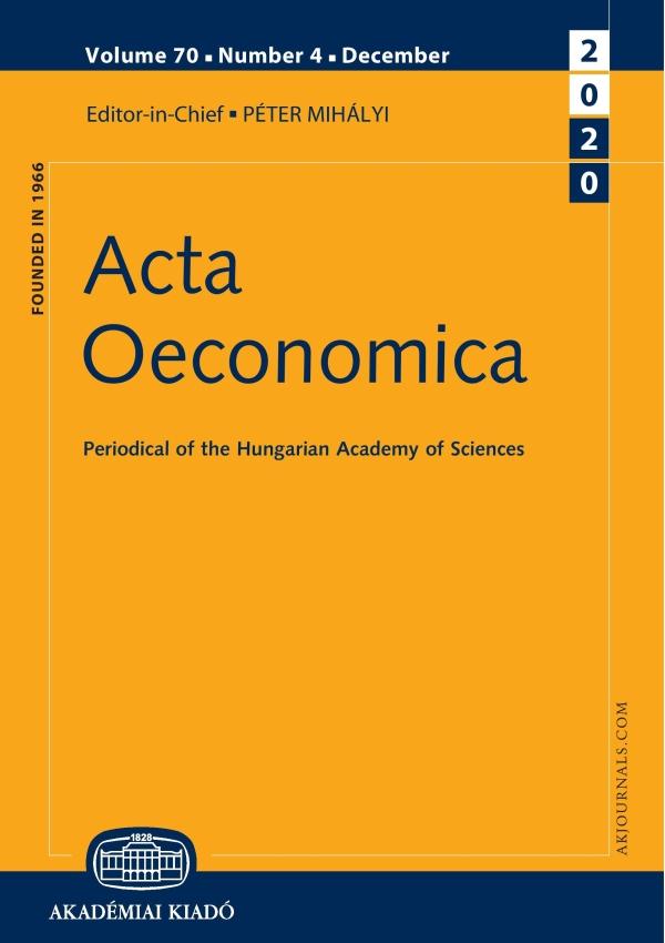 AOecon Cover